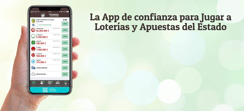 app para comprobar loterias