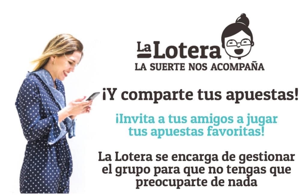 aplicacion de loteria