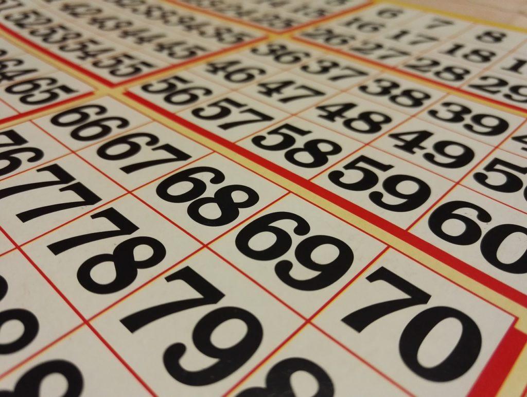 Número más frecuente en la Lotería